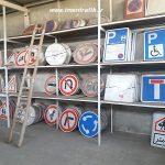 تولید کننده تابلو و علائم ترافیکی و جاده ای